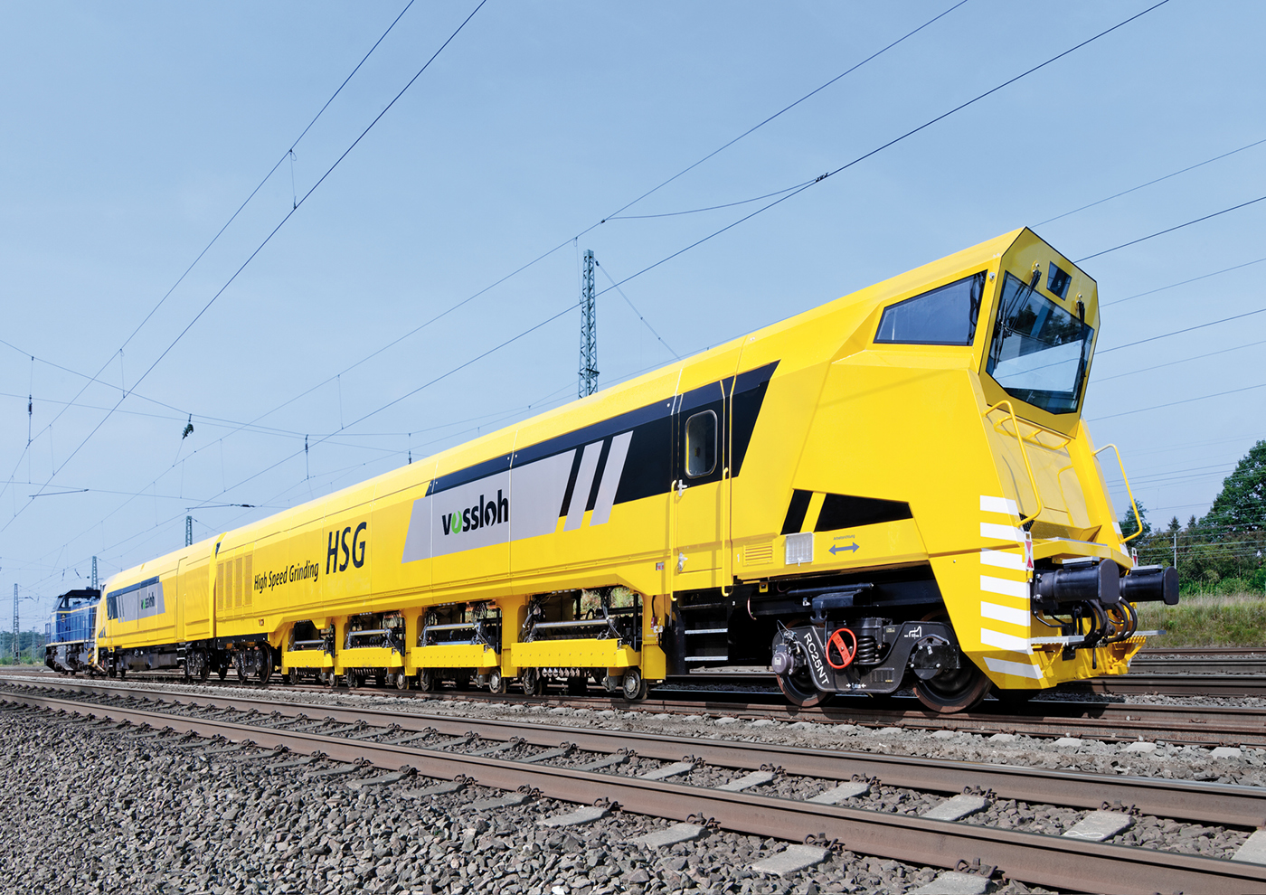 Q&A with Dirk Krämer, head of corporate M&A at Vossloh, leading global rail technology company